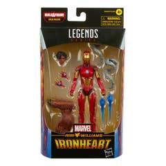 PREVENTA Marvel F0360 COMICS LEGENDS 6 Ironheart