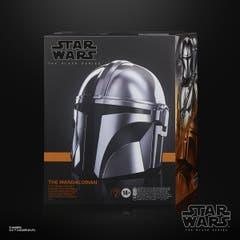 PREVENTA Star Wars The Black Series F0493 The Mandalorian Casco Electrónico (Entrega:Septiembre 2021)