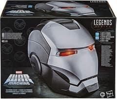 Hasbro Marvel Legends Series Casco Electrónico Máquina de Guerra F0765
