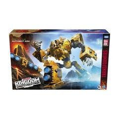 PREVENTA Transformers F1152 GEN WFC K TITAN CLASS