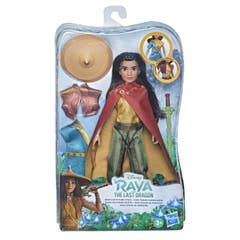 DISNEY PRINCESS F1196 Rai Rayas Adventure Styles