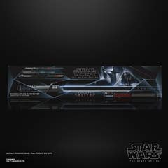 PREVENTA Star Wars F1269 Force Fx Elite Darksaber
