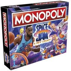 Hasbro Gaming Monopoly Space Jam F1658