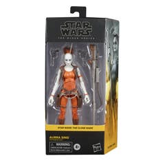 PREVENTA Star Wars F1870 Black Series AURRA SING