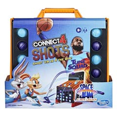 Hasbro Gaming Space Jam 2 Connect 4 Shots F2687