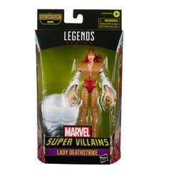 PREVENTA Marvel Legends F2799 Lady Deathstrike (Entrega: Agosto 2021)