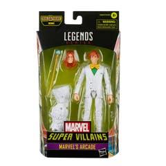 PREVENTA Marvel Legends F2794 Arcade (Entrega: Agosto 2021)