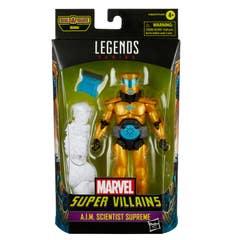 PREVENTA Marvel Legends F2802 Aim Scientist Supreme (Entrega: Agosto 2021)