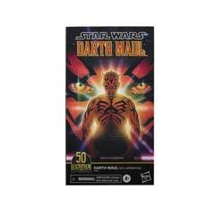 Star Wars The Black Series 50th Darth Maul F2814