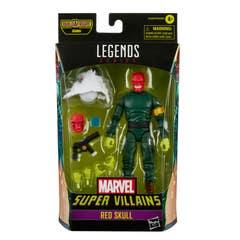 PREVENTA Marvel Legends F2794 Classic Red Skull (Entrega: Agosto 2021)