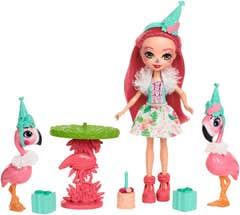 Enchantimals Fiesta de Flamingos
