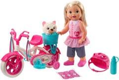 Mattel Little Mommy Paseo en Bici