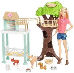 Barbie Careers Rescate De Animalitos
