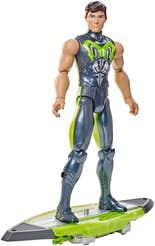 Max Steel Figura con Turbo