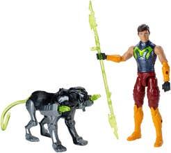 Max Steel Figura de acción con Pantera