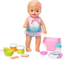 Little Mommy Kit Hora de Hacer Pipí