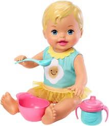 Little Mommy Bebita Día Especial Playera Verde
