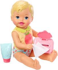 Little Mommy Bebita Día Especial Playera Amarilla
