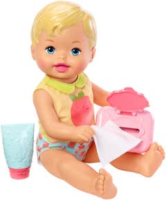 Little Mommy Bebita Día Especial