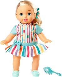Little Mommy Bebita Tierna Como Yo Vestido Dulces