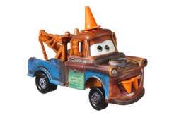 Disney Pixar Cars Personajes De Lujo Mate Con Dientes De Cono
