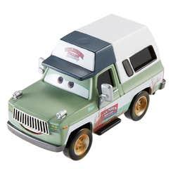Disney Pixar Cars Personajes De Lujo Roscoe