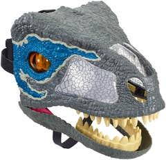 Jurassic World Máscara Muerde y Ruge