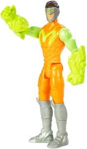 Max Steel Puños de Poder Figura de Acción