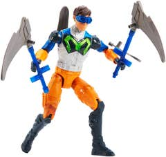 Max Steel Ataque Hacha Doble