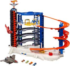 Hot Wheels City Super Ultimate Garage
