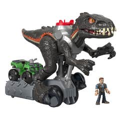 Imaginext Jurassic World Indoraptor Motorizado