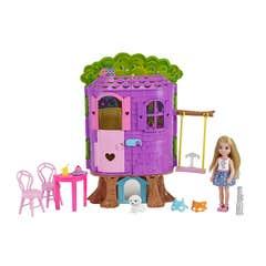 Barbie Mundo de Chelsea Casa del Árbol
