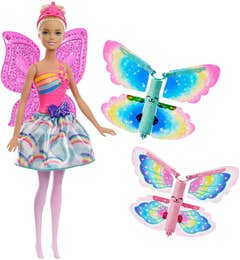 Barbie Dreamtopia Hada Alas Mágicas