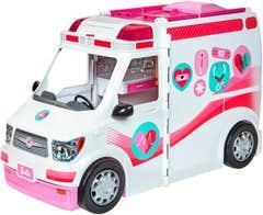 Barbie Careers Hospital Móvil
