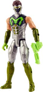 Max Steel Figura Turbo Cargado