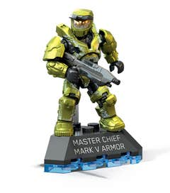 Mega Construx Halo Halo Héroes Master Chief