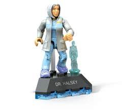 Mega Construx Halo Halo Héroes Dr. Halsey