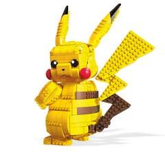 Mega Construx Pokémon, Jumbo Pikachu