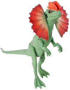 Jurassic World Dilophosaurus