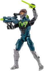 Max Steel Figura Turbo Francotirador