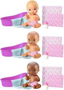 Little Mommy Wonder Nursery Bebita 1005FWJ41