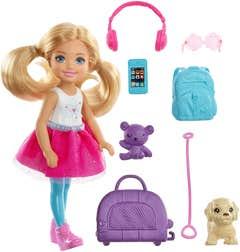 Barbie Explora y descubre Chelsea