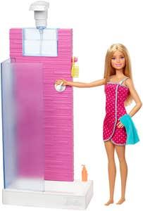 Barbie Muebles Regadera