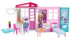 Barbie Estate Casa con alberca y accesorios