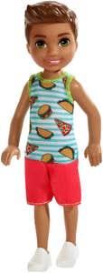 Barbie Familia Chelsea Playera Snacks