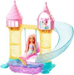 Barbie Dreamtopia Parque de Sirenas