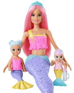 Barbie Dreamtopia Guardería de Sirenas