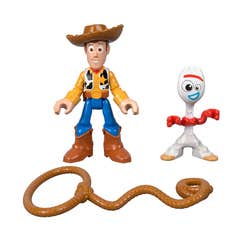 Imaginext Toy Story 4 Woody