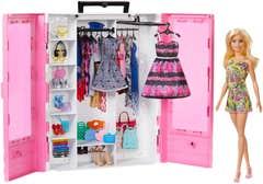 Barbie Fashionista Closet de Lujo