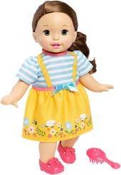 Little Mommy Bebita Tierna Como Yo Vestido Amarillo